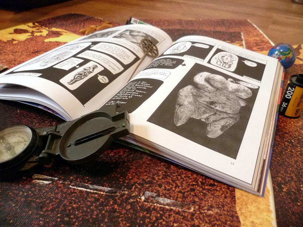 Der Ursprung der Welt - Ein Comic über die Geschichte der Vulva