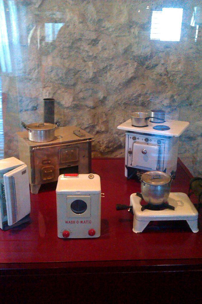 Puppenhausmöbel Mit Kühlschrank Herd, und Waschmaschiene
