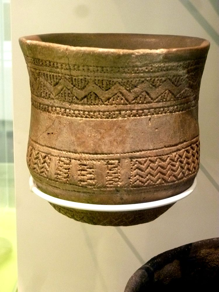 Endneolithikum, Eschwege, Glockenbecher, Glockenbecher von Eschwege, Hessen, Jungsteinzeit, Neolithikum, Nordhessen
