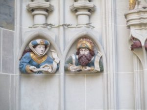 Die Königin von Saba und König Salomo