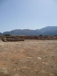 Der minoische Palast von Malia