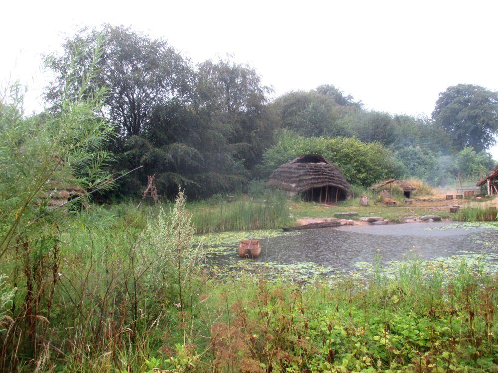 Der Steinzeitpark Dithmarschen <br> Ein toller Ort für groß und klein