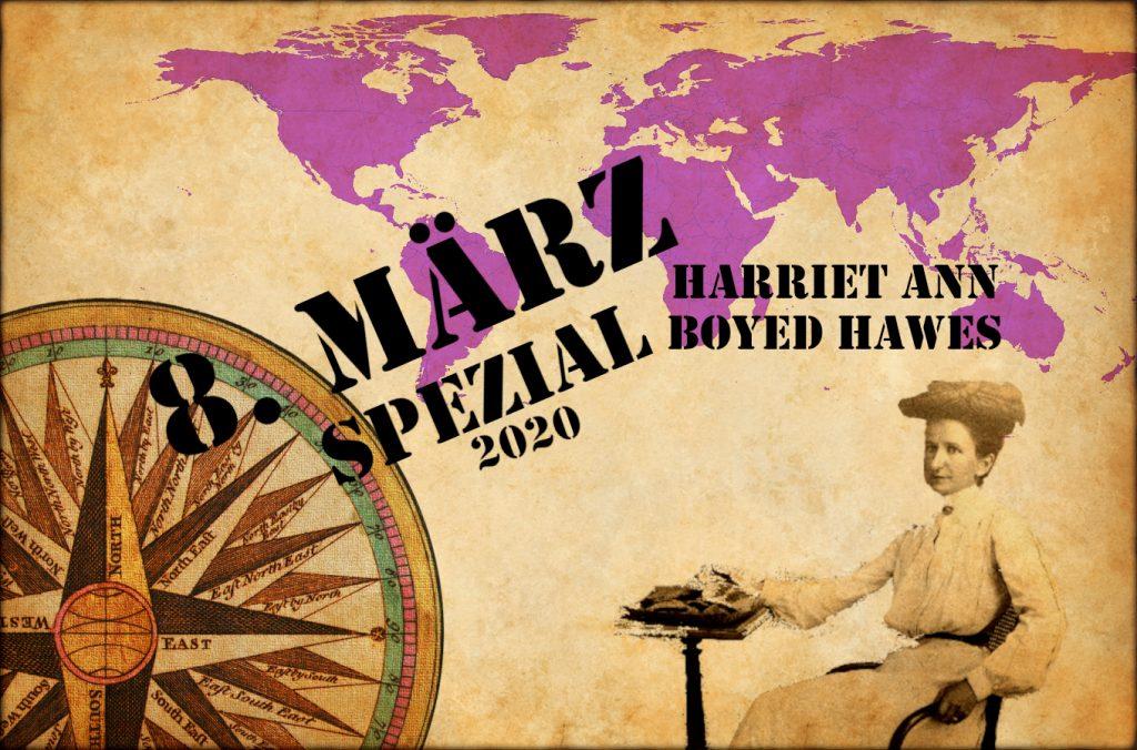 Harriet Ann Boyd Hawes