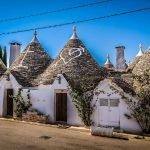 Adventskalender Tür 23 - Die Trullihäuser von Alberobello