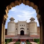 Adventskalender Tür 4: Lahore Fort - Eine wechselhafter Ort