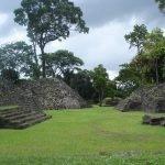 Adventskalender Tür 12: Lubaantun - Die Stadt der kollabierten Pyramiden