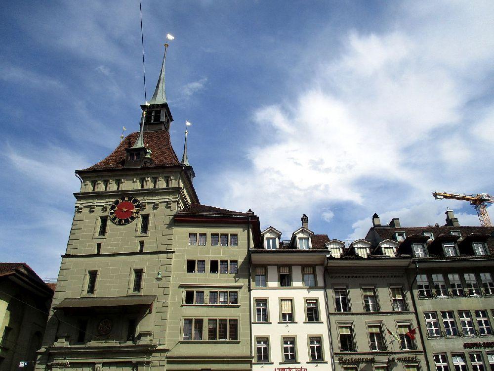 Der Käfigturm in Bern