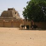 Adventskalender Tür 1: Grabmal von Askia - Ein Teil von Malis buntem Herz