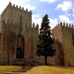 Adventskalender Tür 8: Castelo de Guimarães - Die Wiege Portugals