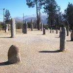 Adventskalender Tür 6:  Menhires del Valle de Tafí - Menhire für die Fruchtbarkeit?