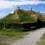 Adventskalender Tür 10: L´Anse aux Meadows - Wikinger in Kanada