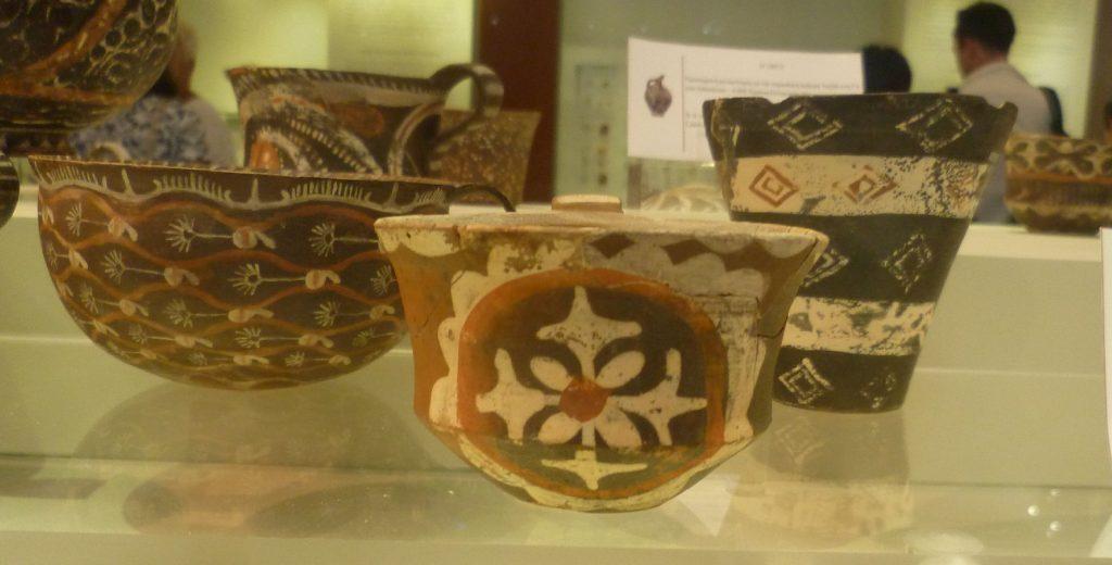 Leckeres aus der Bronzezeit - Aus dem Kochtopf der Minoer