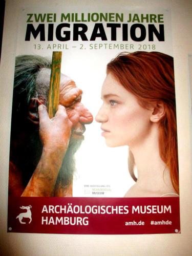 Zwei Millionen Jahre Migration