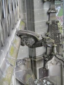 Gothische Figur