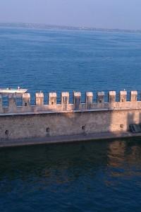 Miteralterlicher Militärhafen