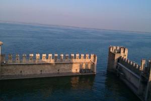 Ausfahrt des Alten Militärhafens