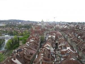 Die Berner Altstadt