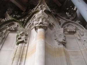 Gotische elemente