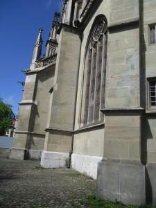 Die Münsterarchitektur