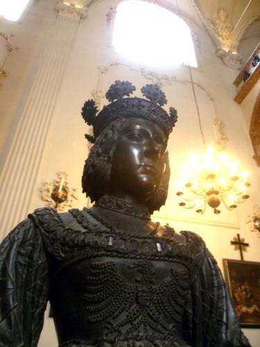 Elisabeth von Ungarn die Gemahlin Albrechts II