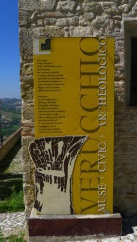 Museo Civico Archäologico in Verucchio
