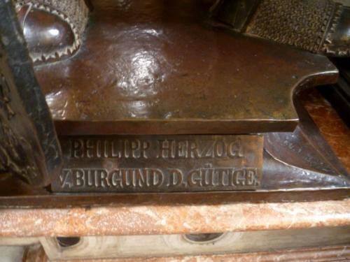 Philipp Herzog von Burgund