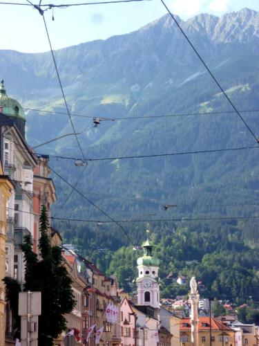 Ein Ausflug nach Innsbruck